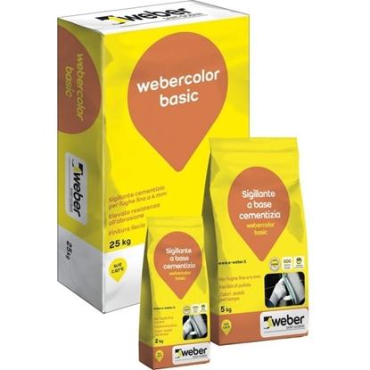 WEBERCOLOR BASIC 5KG